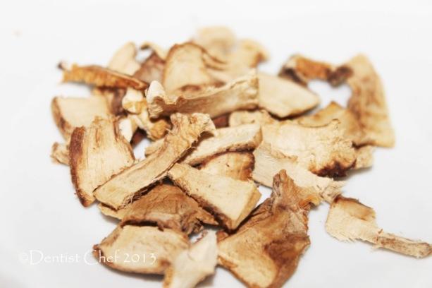 dried porcini mushrooms recipe
