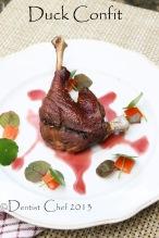 duck confit de canard recipe crispy duck leg france recipe