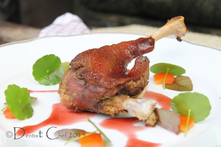duck confit recipe crispy duck leg confit