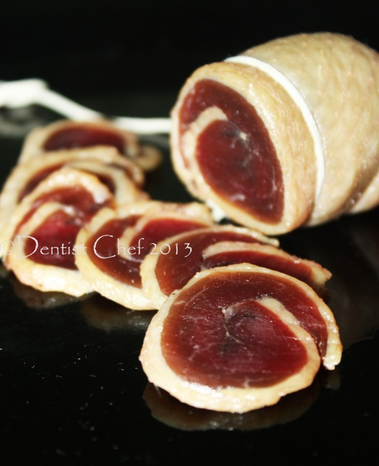 Duck prosciutto recipe homemade prosciutto hoe to cured duck breast