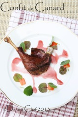 french confit duck recipe confit canard crispy skin duck