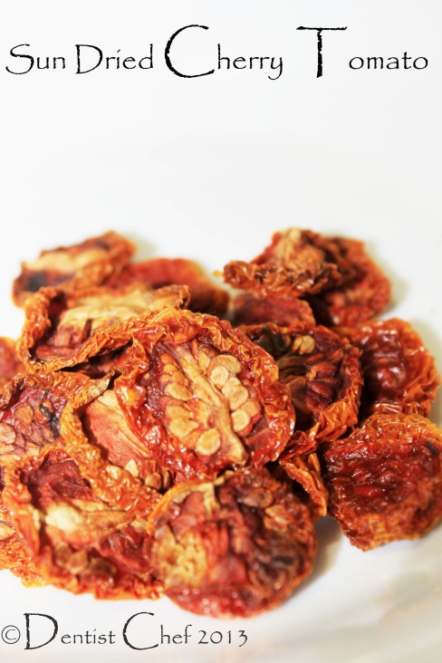 Homemade Sun-Dried Tomatoes Recipe — Dishmaps