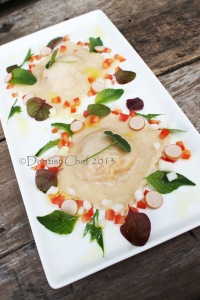 how make fresh ravioli homemade smoked salmon recipe