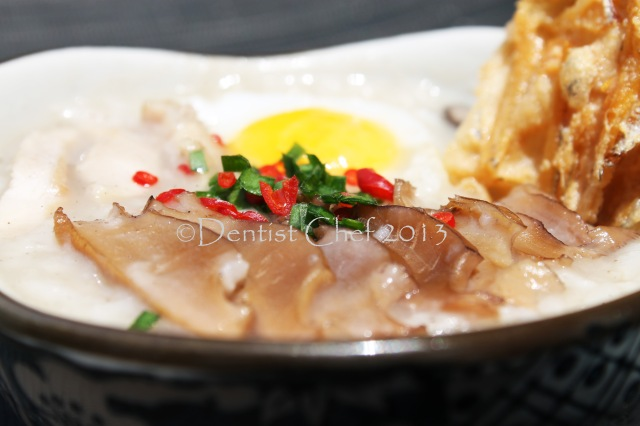 rice porridge with slice abalone recipe dried abalone porridge