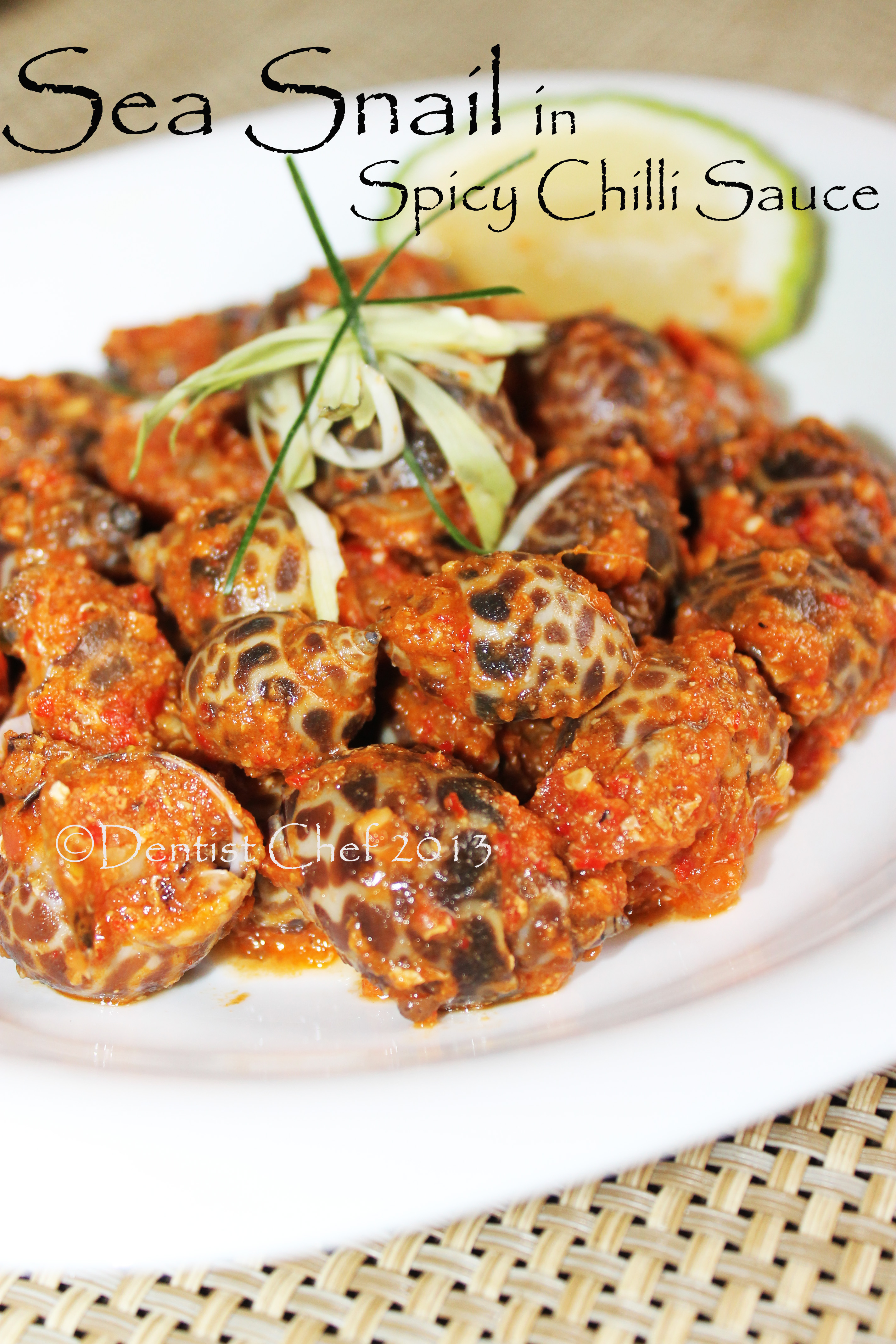 Sea snail in spicy chili sauce recipe resep kerang macan saus cabe sea snail spicy chilli sauce recipe kerang macan cili api pedas forumfinder Gallery