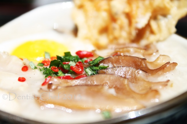 sliced abalone rice porridge recipe korean Jeonbokjuk