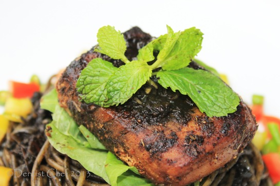 blackened salmon fillet recipe pan fried salmon