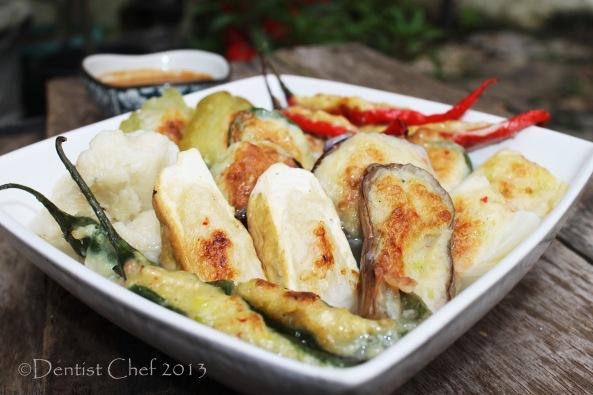 homemade yong tau fu yong tofu stuffed fish tofu