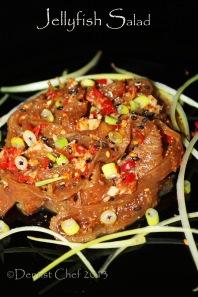 jellyfish salad recipe salad ubur ubur resep korea