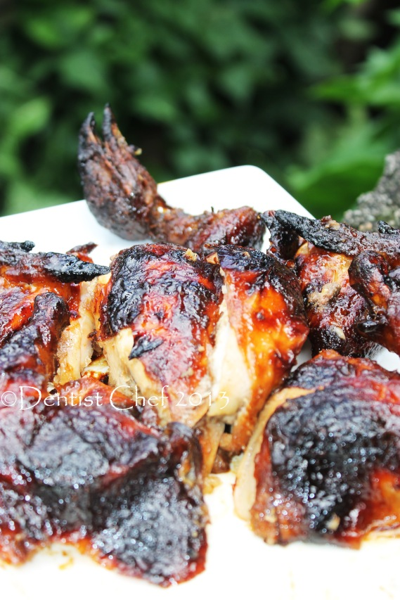 moist chicken juicy roasted chicken recipe hone glaze