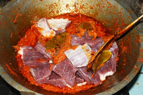 resep kalio daging sapi gulai sapi rendang sapi