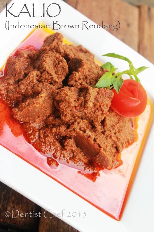 Resep Masakan Rendang Padang Pedas