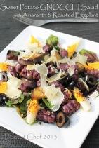 sweet potato gnocchi recipe homemade purple gnocchi