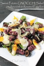 sweet potato gnocchi recipe homemade purple gnocchi