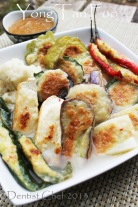 yong tou foo recipe tofu stuffed  fish paste recipe