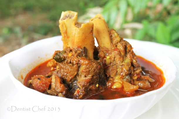 bone marrow soup beef shank braised recipe hot and sour beef