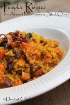 pumpkin risotto recipe making squash risotto