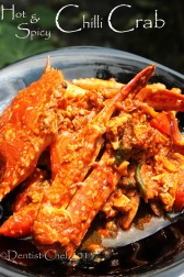 spicy chilli crab recipe singapore chilli crab