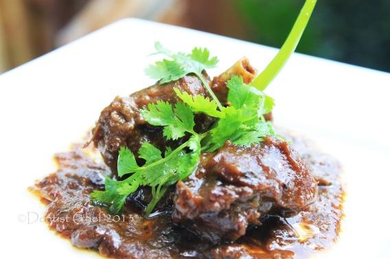 sweet chicken curry recipe