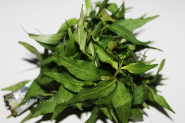 laksa leaves daun kesum vietnamese corriander leaves