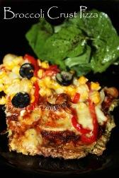 broccoli crust pizza recipe easy broccoli pizza