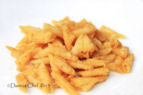 deep fried fish scale recipe crispy