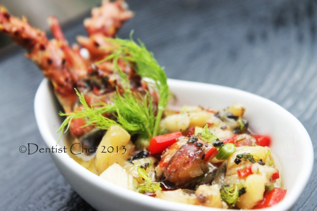 lobster poached butter recipe
