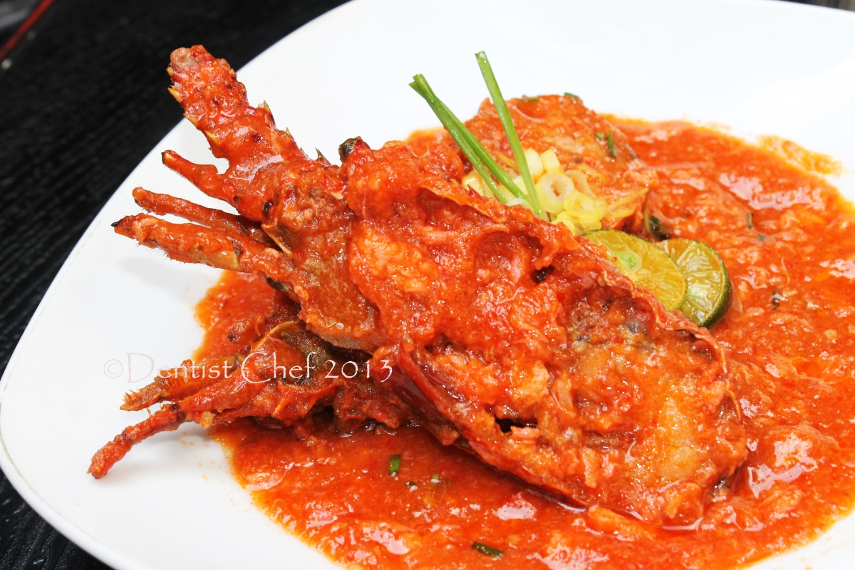 Lobster With Sweet And Sour Chili Sauce Recipe Resep