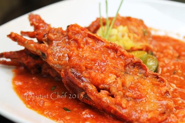 resep lobster asam manis saus singapore