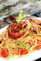 spicy lobster pasta recipe noodle lobster