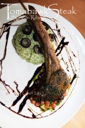 tomahawk steak salsa verde recipe