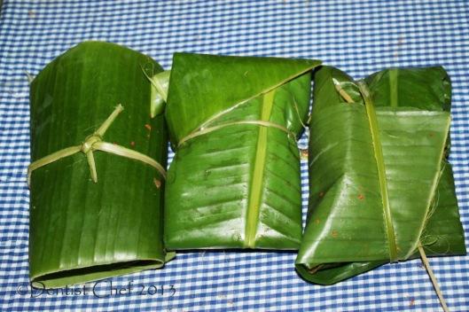 resep pepes ikan tempoyak palembang