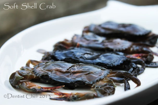 soft shell crab recipe kepiting asoka