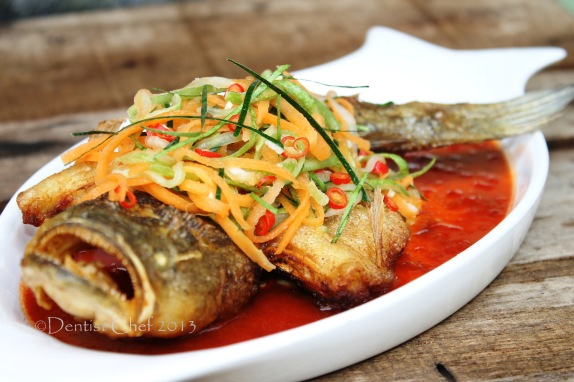 vietnamese lemongrass chilli sauce fish recipe
