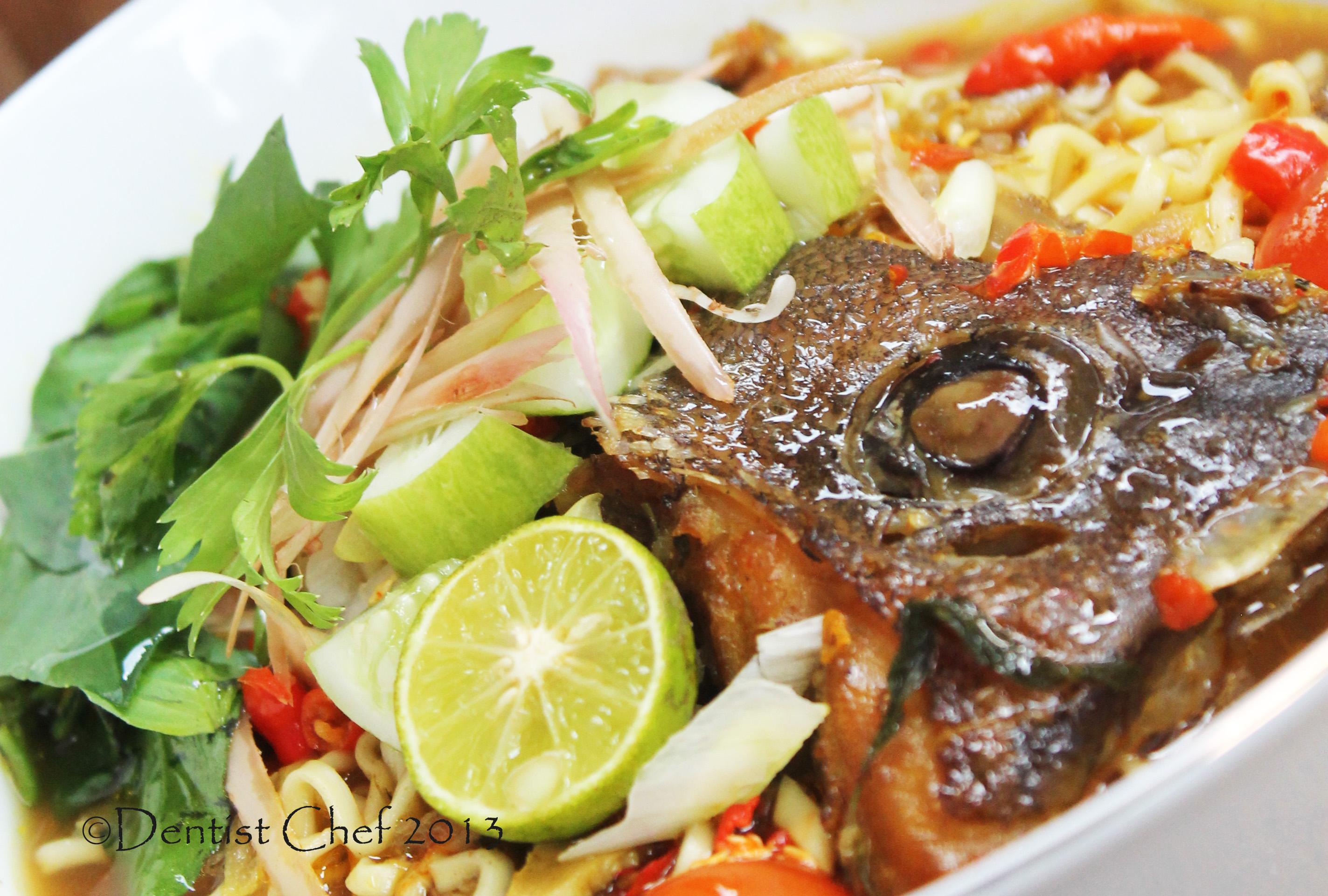 Head fish recipes images for Fish head recipe
