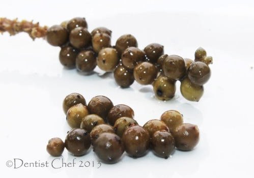 green peppercorn pickled vinegar