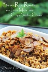 porcini mushrooms risotto brown rice risotto italian rice recipe