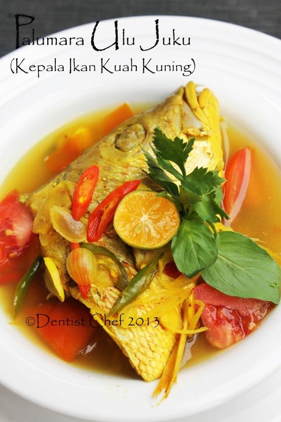 Resep Masakan Ikan Kakap Woku