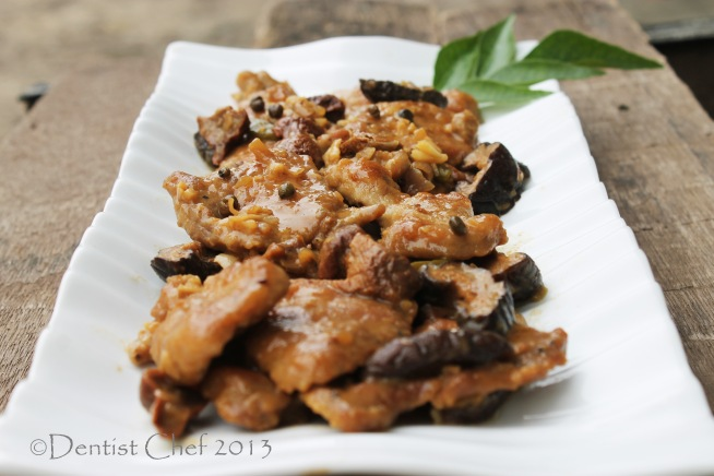 veal scalloppini with mushrooms shiitake porcini almond mushroom recipe