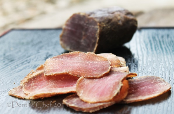 venison deer bresaola recipe homemade air dried cure loin