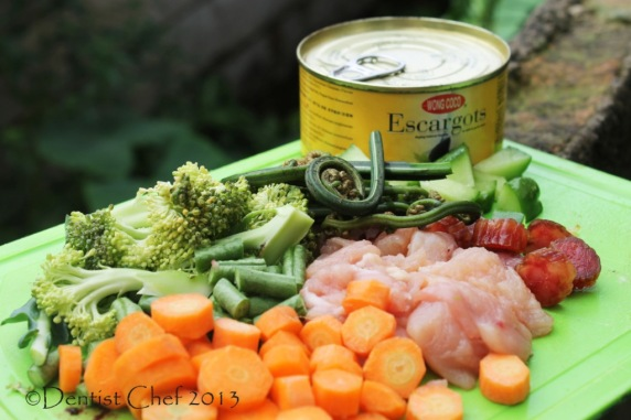 paella valencian recipe ingredients