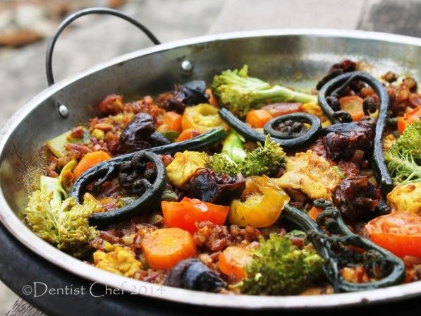recipe valencian paella ala valenciana italian saffron rice