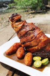Schweinshaxe recipe