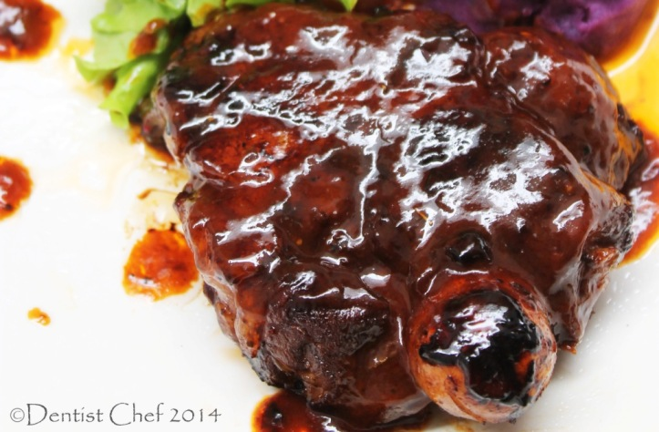 barbecue lamb leg recipe american lamb steak