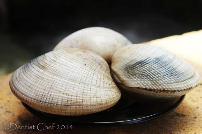 kerang madu giant clams bivalvia recipe steamed
