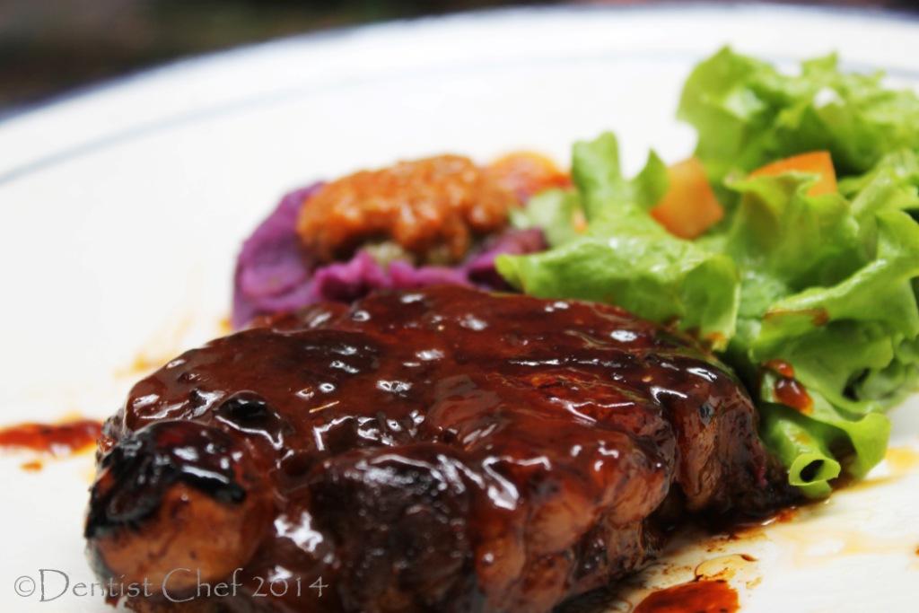 Recipe barbecue lamb leg dentist chef - Make lamb barbecue ...