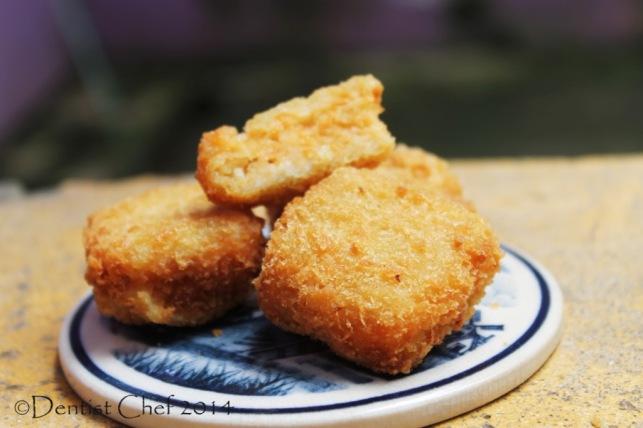 resep nugget ikan salmon resep makanan bayi