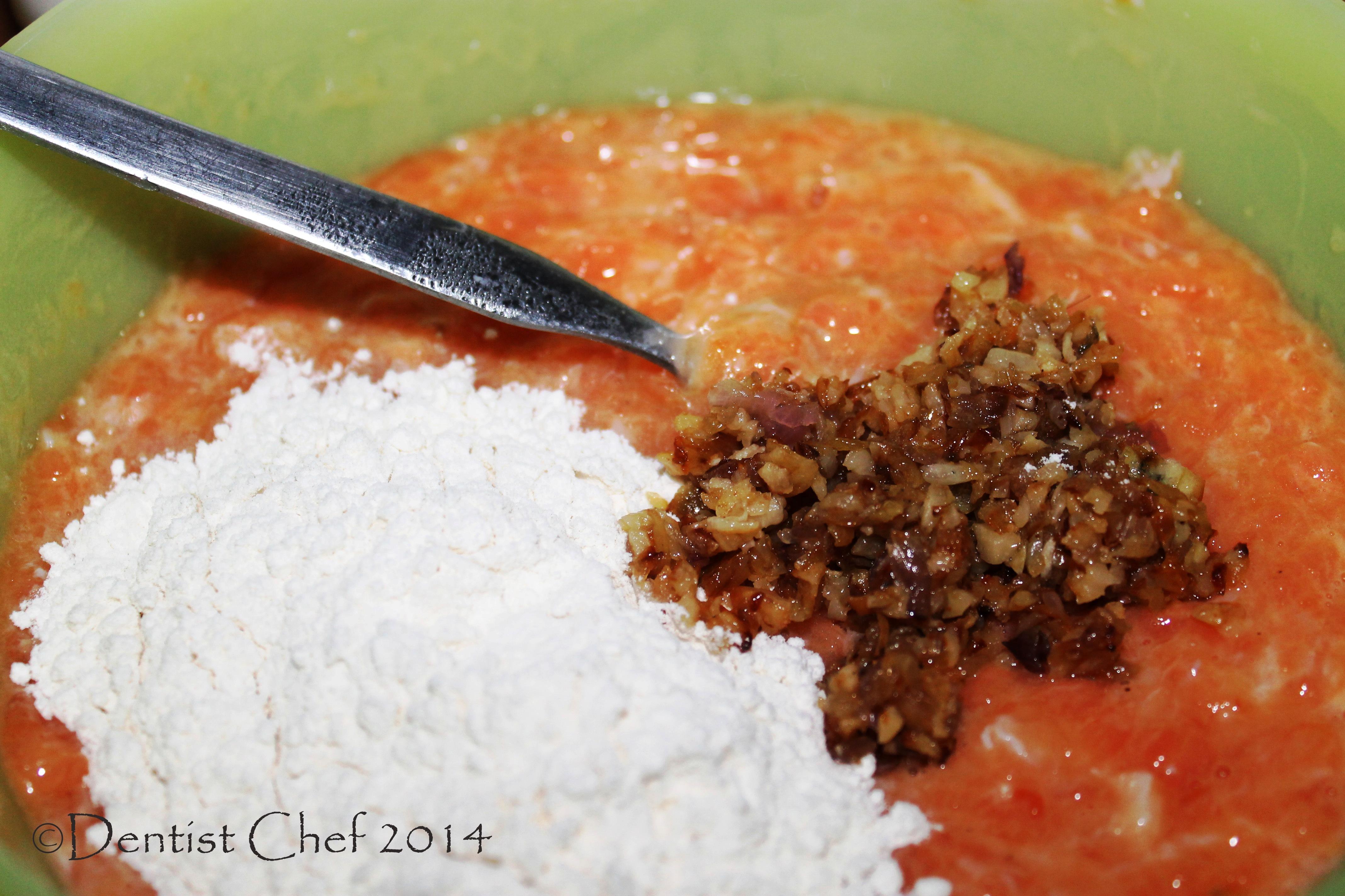 Homemade Salmon Nugget Step By Step Recipe Ala Dentist Chef