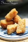 salmon nugget recipe resep nugget ikan salmon