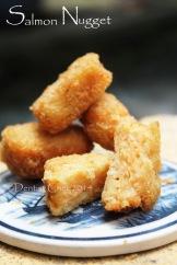 salmon nugget recipe resep nugget ikan salmon